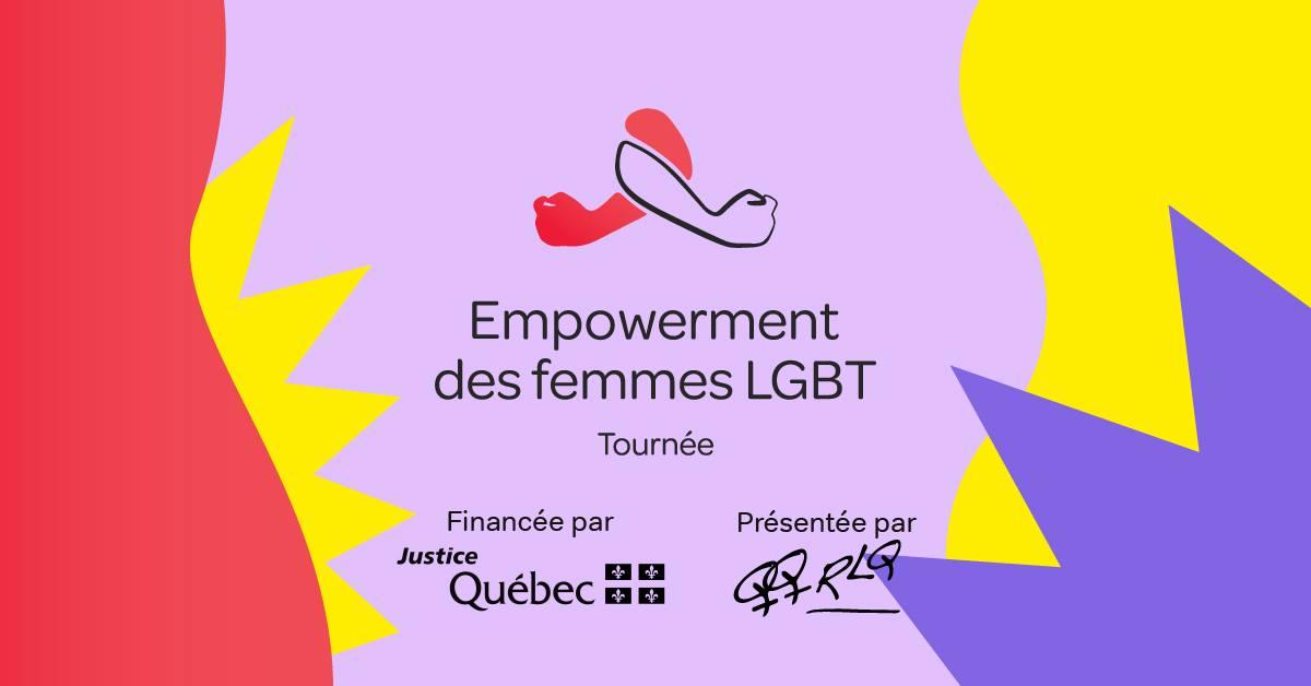 Empowerment des femmes LGBT