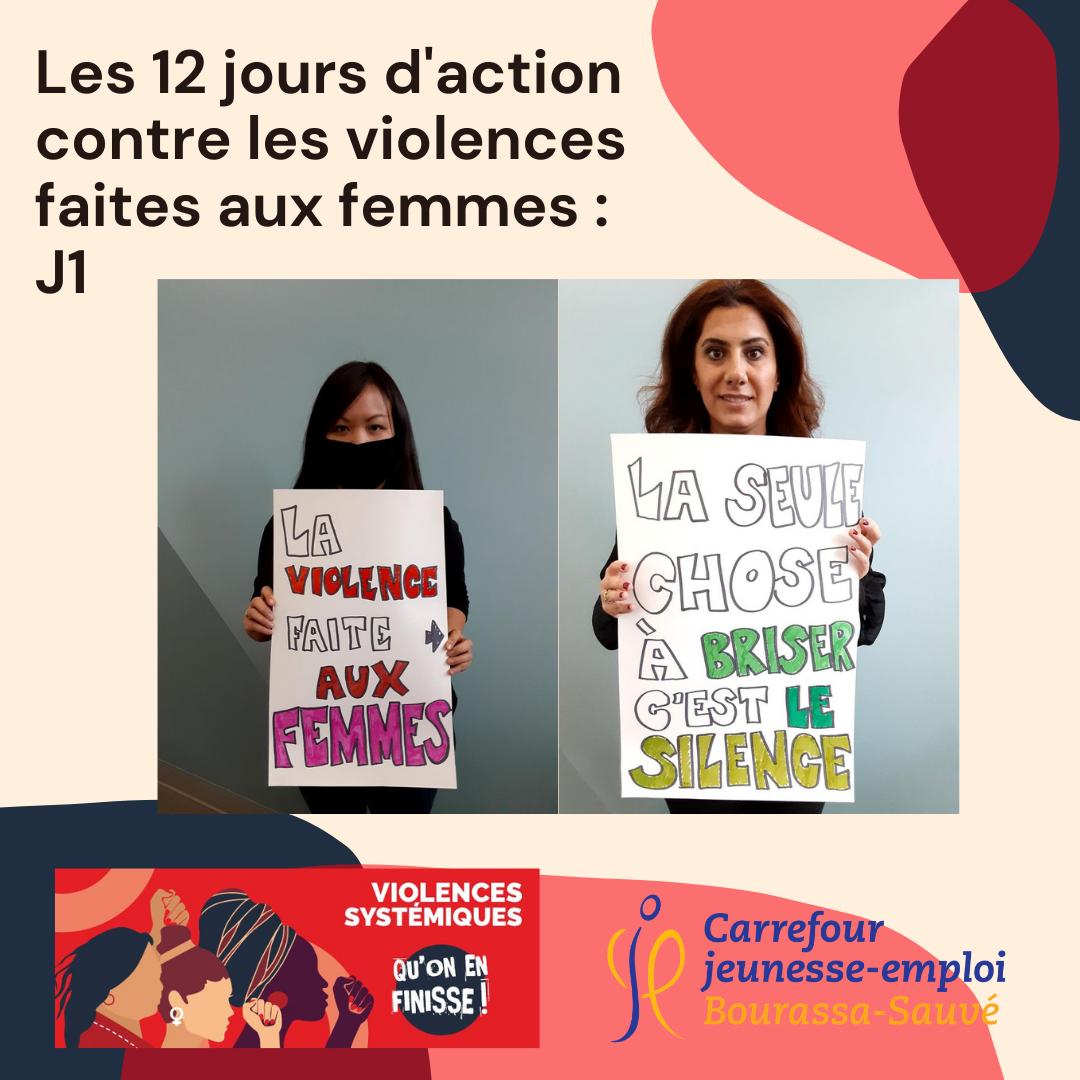 Les 12 jours du CJE de Montréal-Nord