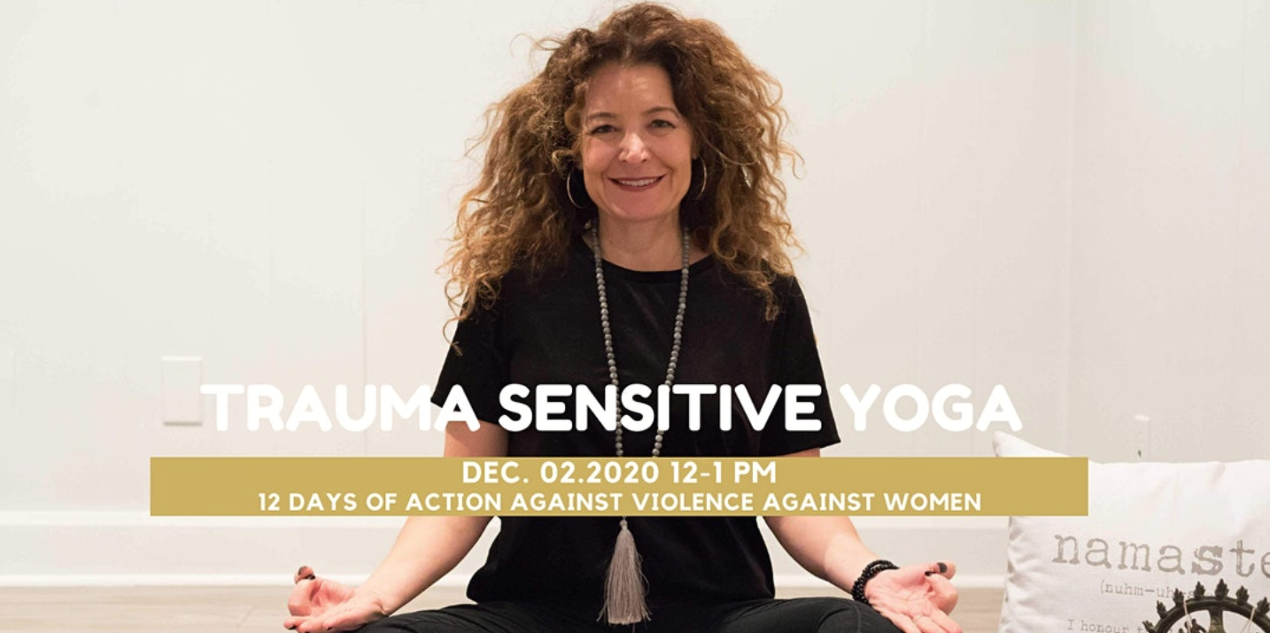 Trauma Sensitive Yoga for Women
